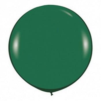Шар большой Зеленый пастель 100 см