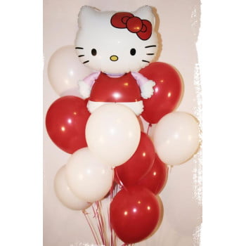 "Букет ""Hello Kitty с бантиком"""