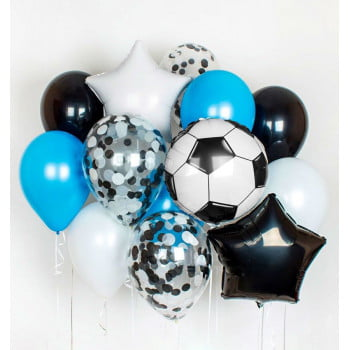 Набор шариков Футбол