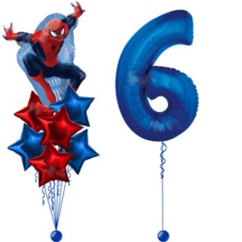 Набор шариков Человек паук
