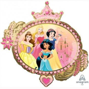 Шар фигура Принцессы Диснея