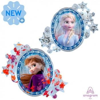 Фигура Холодное сердце Анна и Эльза