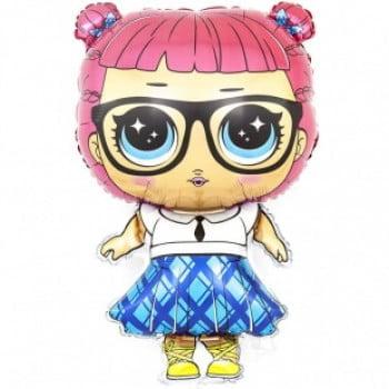 Кукла плиссированная юбочка