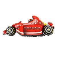 Шар Машина гоночная красная (124см)
