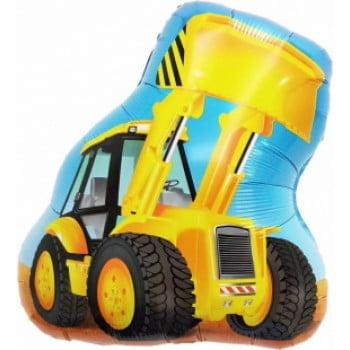 Шар Экскаватор, Желтый (61 см)