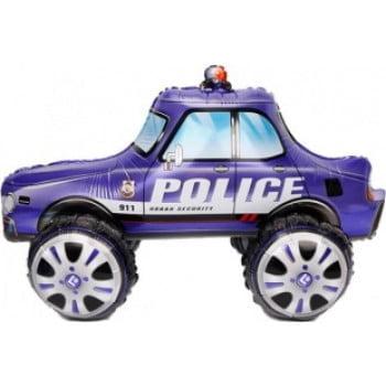 Шар Ходячая Фигура, Полицейская машина (61см)