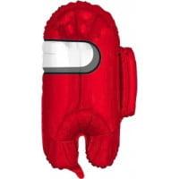 Шар Космонавтик, Красный (66 см)