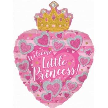 Сердце с днем рождения принцесса