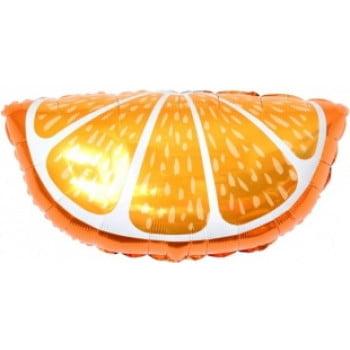 Шар Долька апельсина( 66 см)
