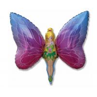 Шар Фея бабочка