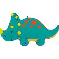Шар Фигура Динозавр Трицератопс 91 см