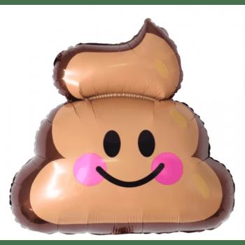 Шар фигура Шоколадное мороженое