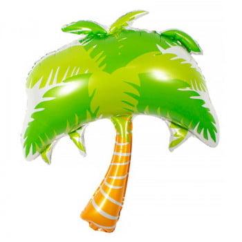 Шар фольгированный Пальма