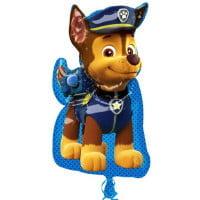 Шар фольгированный щенячий патруль гонщик (80 см)