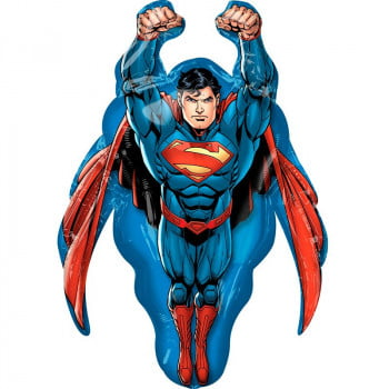 Шар фольгированный Супермен