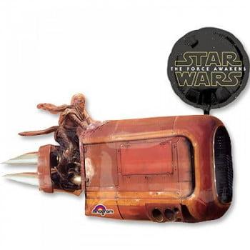 Шар фольгированный Звёздный войны 7 CRUISER