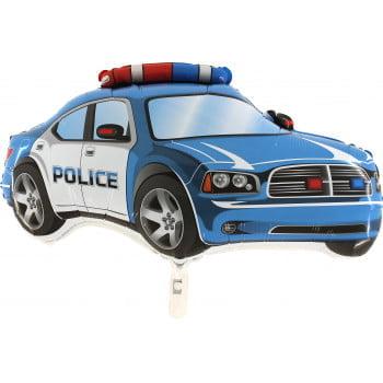 Шар фольгированный Машина Полиция