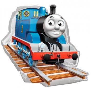 Шар фольгированный паровозик Томас
