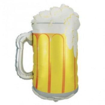"Шар ""Кружка Пива"" 86 см"