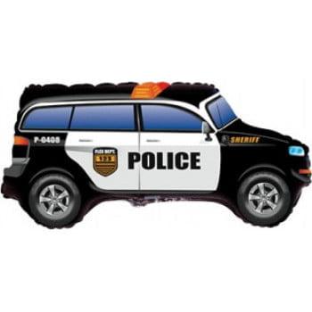 Шар Полицейский джип