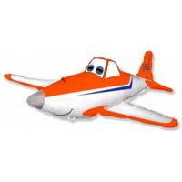 Шар самолет гоночный 112 см