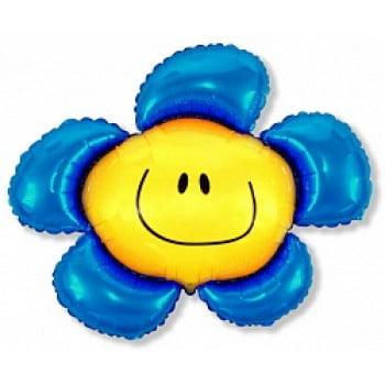 """Шар """"Солнечная улыбка"""" в ассортименте 102 см"""