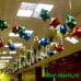 Фольгированные шары Звезды ассорти