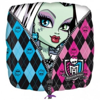 "Шар Квадрат ""Monster High"" 46 см"