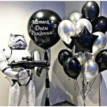 Набор шаров Звёздные войны, Штурмовик