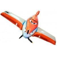 Шар ходячий Самолет Дасти 170 см