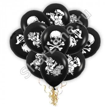 Облако шариков Пираты