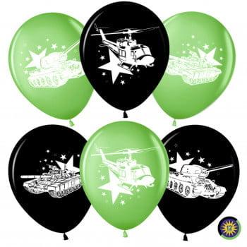Воздушные шары Военно-десантная техника
