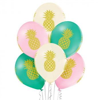 Воздушные шары Ананас