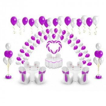 Пакет оформления воздушными шарами №3