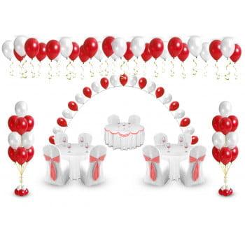 Пакет оформления воздушными шарами №1