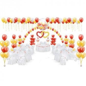 Пакет оформления воздушными шарами Свадьба №2