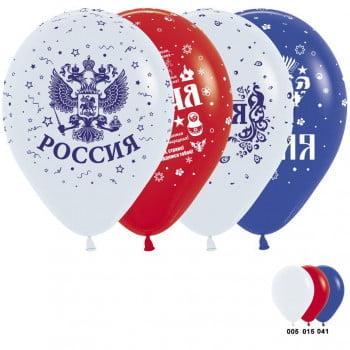 """Воздушные шары """"Россия"""""""