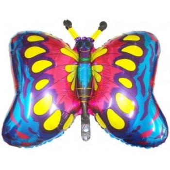 Шарик на палочке Бабочка