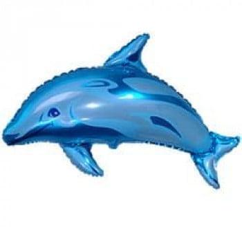 Шарик на палочке Дельфин