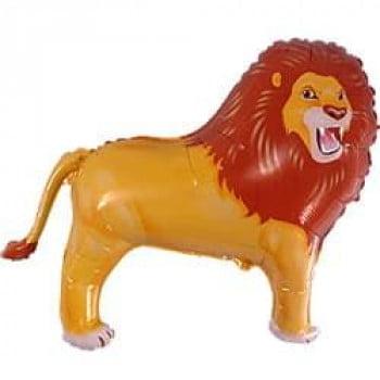 Шарик на палочке Лев