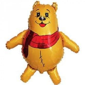 Шарик на палочке Медвежонок