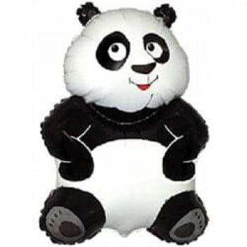 Шарик на палочке Панда