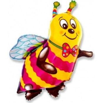 Шарик на палочке Пчёлка