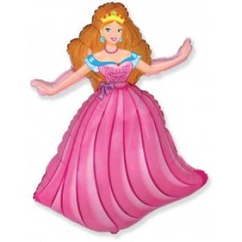 Шарик на палочке Принцесса
