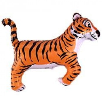 Шарик на палочке Тигр