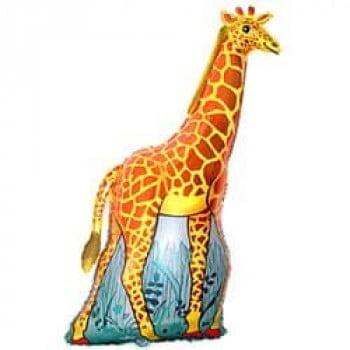 Шарик на палочке Жираф