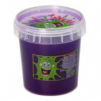 Слайм, Лизун-антистресс, Фиолетовый, 140 гр, 1 шт.
