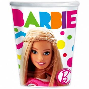 Стаканы Барби 8 шт