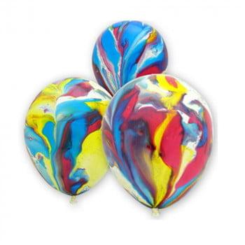 Мраморные воздушные шары
