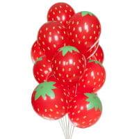 Воздушные шары Клубника